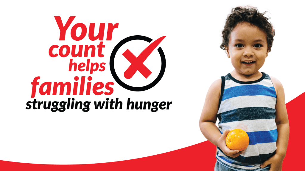 Your Count Helps Families