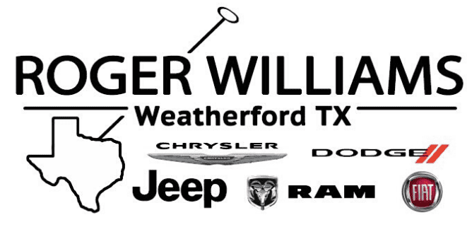 Roger Williams   Weatherford TX
